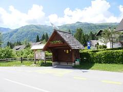 Slovenian bus stop!