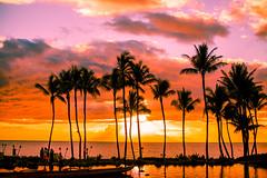 All Tomorrow's Parties (Thomas Hawk) Tags: grandwailea hawaii maui wailea waldorfastoria waldorfastoriagrandwailea beach clouds humuhumu humuhumunukunukuapuaa palmtree restaurant sunset tree fav10 fav25 fav50 fav100