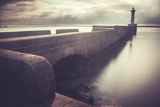 Les bords de l'Estuaire