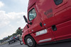 D6540_CM-121 (MoDOT Photos) Tags: traffic missouri modot bycathymorrison vehicles roadways stlouisdistrisct stlouisdistrict semitruck red