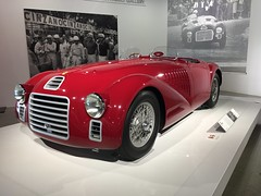 IMG_0424 (vxla) Tags: 2017 2010s vxla california travel summer september westcoast iphone losangeles petersenautomotivemuseum car automobile transportation museum museumrow miraclemile