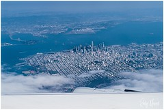 Aerial View of San Francisco (RudyMareelPhotography) Tags: ca california lufthansa aerial aerialview birdseyeview sanfrancisco flickrclickx flickr ngc
