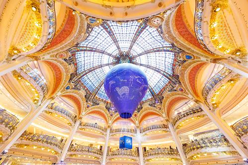 Galerie Lafayette for Dior Anniversary