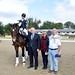 Harrach Péter, a KDNP alelnöke és frakcióvezetője a lovasterápiás versenyen, amelyet fogyatékkal élőknek rendeztek Fóton. Jobbról Dr. Edvi Péter Tamás, az állatorvos tudomány kandidátusa, a Nemzetközi Gyermekmentő Szolgálat alapító elnöke