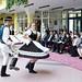 Diákok nemzetiségi műsorával ünnepivé tett sajtótájékoztató a XIII. kerületi Szlovák Tanítási Nyelvű Óvoda, Általános Iskola, Gimnázium és Kollégiumban