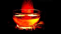 Inviting ambience and wine (dksesh) Tags: seshadri dhanakoti harita panasonic dmcg6 g6 sesh seshfamily haritasya hevilambisamvatsara panasonicdmcg6 panasonicg6 guiltypleasure wine kooliburra australian candle light