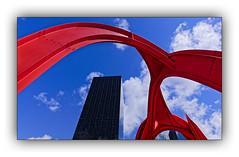Série La Défense: n° 7 (jldum) Tags: art artistic architecture architecte artdelarue abstract paris building town tour ciel gratteciel sculpteur sculpture