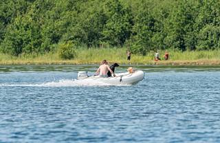 Boat Fun on Veerse Meer