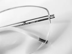 High Key (3OPAHA) Tags: macromondays hmm highkey silhouette glasses brille macro canon