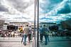 kING - neue Kultur- und Kongresshalle in Ingelheim (KangarooCharlie) Tags: ingelheim congress architecture neuermarkt veranstaltungshalle wbz weiterbildungszentrum king