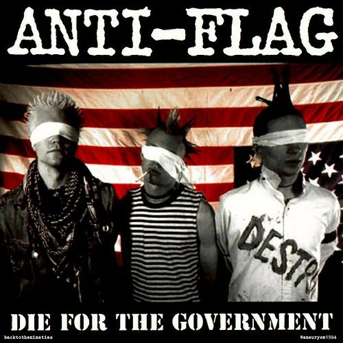 HappyAnniversary 21 years #AntiFlag #DiefortheGovernment