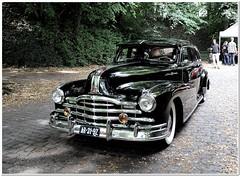 1948 - Pontiac Streamliner De Luxe Coupé (Ruud Onos) Tags: antwerp vintage reunion wommelgem 2017 antwerpvintagereunionwommelgem2017 1948 pontiac streamliner de luxe coupé ar3192 1948pontiacstreamlinerdeluxecoupé