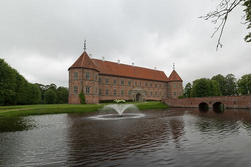 Voergard Castle, Denmark