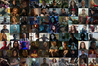 Heroes of the Marvel Cinematic Universe