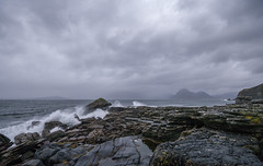 Elgol-Ecosse-12 (jdufrenoy) Tags: cullins ecosse elgol iledeskye isleofskye mountains rocks scotland skye waves automne autumn beach clouds landscape paysage reflections sea water écosse royaumeuni