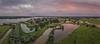 Loevestein, 's ochtens vroeg (henriton) Tags: loevestein schouwendijk dronography sunrise hollandse waterlinie werelderfgoed fort kasteel forten