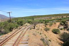 Empalme Choapa (Domingo Kauak) Tags: tren chile ferrocarril norte ferronor choapa illapel train rail
