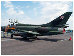 Sukhoi Su-22UM-3K 508 Polish Air Force (Aerofossile2012) Tags: sukhoi su22um3k 508 polishairforce avion aircraft aviation airshow luxeuil ba116 2015