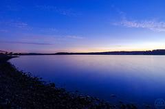 Sunrise at Island View Beach (C McCann) Tags: islandview beach park sunrise dawn daybreak water longexposure centralsaanich victoria bc britishcolumbia canada vancouverisland