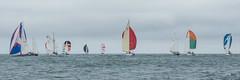 Some of the Fleet (Matchman Devon) Tags: classic channel regatta 2017 st peter port paimpol