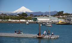 kaimoana (Paul J's) Tags: taranaki mttaranaki mountain volcano landscape porttaranaki marina coastal