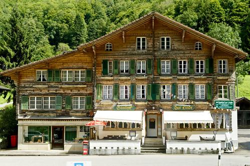 Gasthof Zur Linde, Gündlischwand