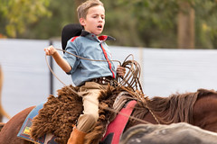 Otávio, o garoto prodígio de Jaboti (Ars Clicandi) Tags: paraná brasil br brazil parana jaboti prova do laço comprido peao peão boiadero boiadeiro cowboy