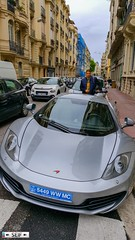 Myself + Mclaren 12C Nice France 2017 (seifracing) Tags: seif photography cars voiture expensive vehicles mclaren 12c nice france 2017 rescue recovery road transport traffic cops car vehicle europe voitures accident seifracing spotting services emergency security