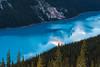 Reflections (Christy Turner Photography) Tags: alberta canada rockies peyto lake peytolake