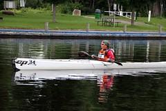 34 paddling