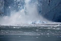 Margerie Glacier calving (Karlov1) Tags: margerie glacier calving