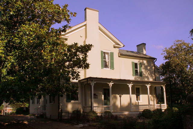 Polk Sisters' House - Columbia, TN