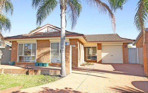 9B Ferrier Crescent, Minchinbury NSW