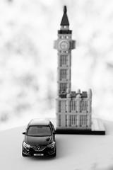 Scene (Dumby) Tags: scene toys lego renault megane tower