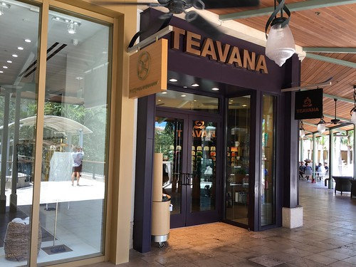 Teavana Shops At Merrick Park