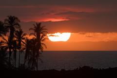 Sunset (mhawkins) Tags: bigisland hawaii sunset