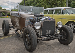 Dynamo.. (Harleynik Rides Again.) Tags: dynamo ford hotrod tbucket v8 ratrod streetrod car harleynikridesagain nikondf