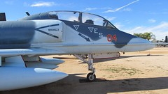 "Douglas TA-4J Skyhawk 2 • <a style=""font-size:0.8em;"" href=""http://www.flickr.com/photos/81723459@N04/36526435243/"" target=""_blank"">View on Flickr</a>"