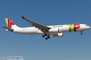 CS-TOU TAP - Air Portugal Airbus A330-343 (LIS - LPPT)