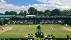 Skupski Serves (Court 12)