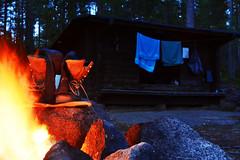 Fire_2 (carstenkolleck1) Tags: hiking fire nikon sweden d7100