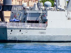 "HMAS Anzac (FFH 150) 12 • <a style=""font-size:0.8em;"" href=""http://www.flickr.com/photos/81723459@N04/36588877101/"" target=""_blank"">View on Flickr</a>"