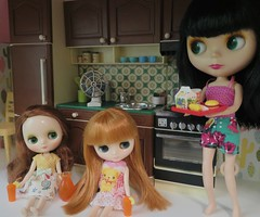 August 16, 2017 - Blythe a Day - You deserve a break today