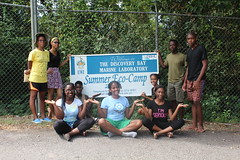 STUDENTS GRATEFUL FOR 2017 ECO CAMP