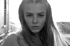 (plot19) Tags: manchester street england english nikon north northern northwest british britain family fashion fasion uk daughter teenager girlpotrait woman photography plot19 blackwhite shadow light