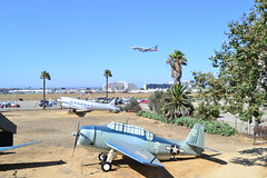 The Proud Bird Restaurant / LAX (ATOMIC Hot Links) Tags: vintageaircraft ww2 koreanwar jets prop propairplanes airplanes aircraft flight flying propeller airforce armyaircorps plane planes bombers transport cargo dc3 worldwar2 wings pilots ace proudbird fighter 12oclockhigh warbirds vietnam militaryaircraft airlines airmuseum aviation engines radialengines fuselage cockpit payload rudder stabilizer landinggear machine fabricate fly fast canopy