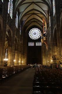 people in Strasbourg Minster (3)