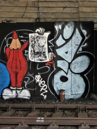 Idiot / Les Crayons / Bruxelles - 24 aug 2017