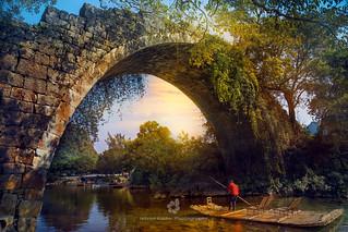 Fuli Bridge, Yangshuo, China