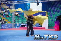 Inauguración eventos Panamericanos de Taekwondo